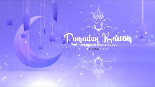 Videohive Ramadan Kareem Logo 26323547