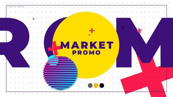 Videohive Style Market Promo 23533510