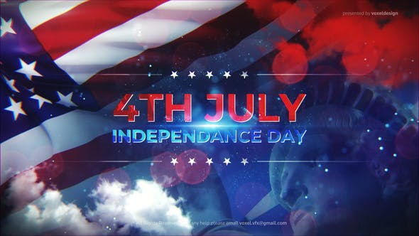Videohive USA Independence Day 27515310
