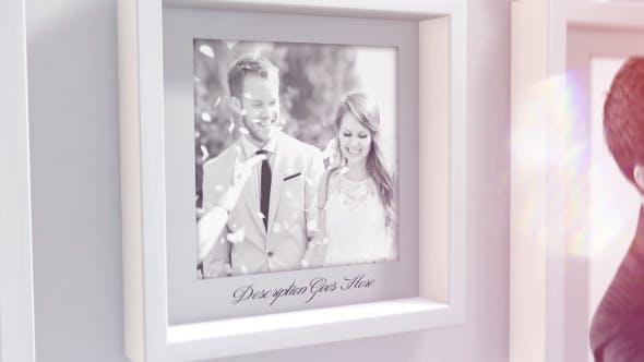 Videohive Wedding Photos Gallery 21361290