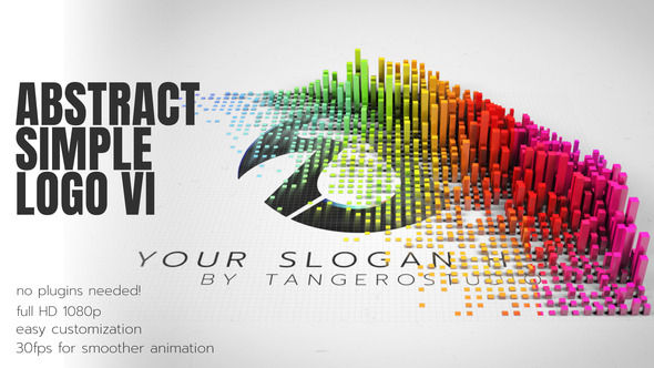 Videohive Abstract Simple Logo 1 27801776