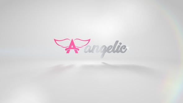 Videohive Angelic Logo Reveal 23511628
