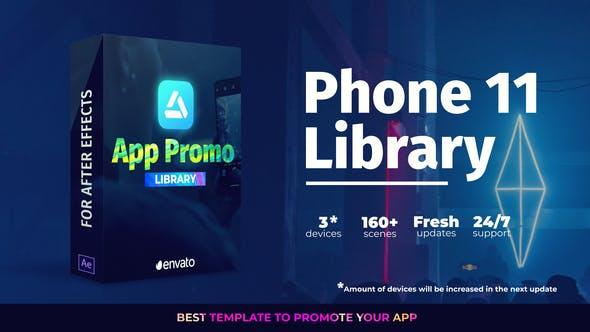 Videohive App Promo - Phone 12 25181924