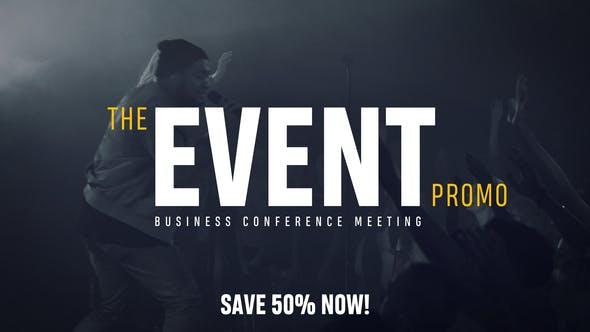 Videohive Business Event Promo 27543581