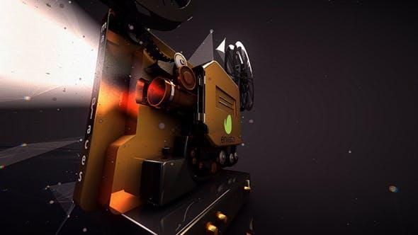 Videohive Cinematic Logo Reveal 16990314