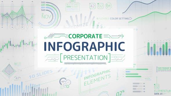 Videohive Corporate Infographic Presentation 25789136