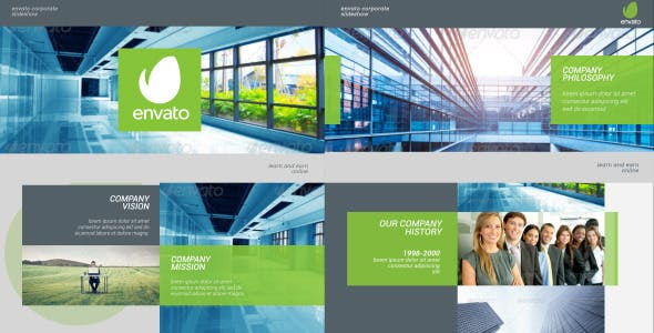 Videohive Corporate Slideshow 7922225
