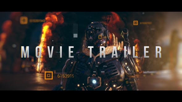Videohive Epic Trailer 22525801