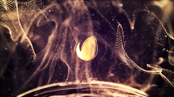 Videohive Gold Abstract Titles 27717632