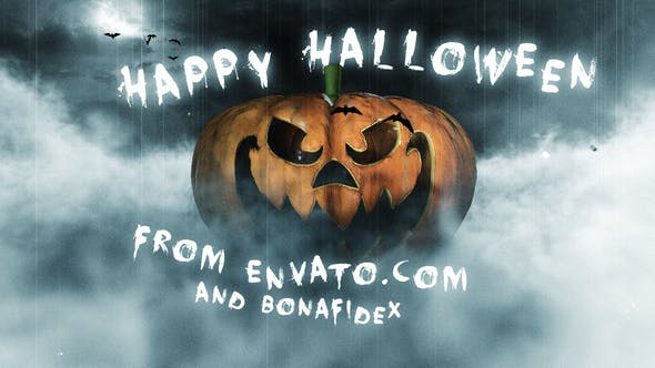 Videohive Halloween Night 24901406