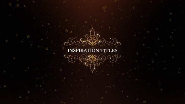Videohive Inspiration Titles 24783100