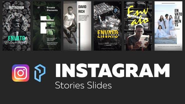 Videohive Instagram Stories Slides Vol. 11 28356785