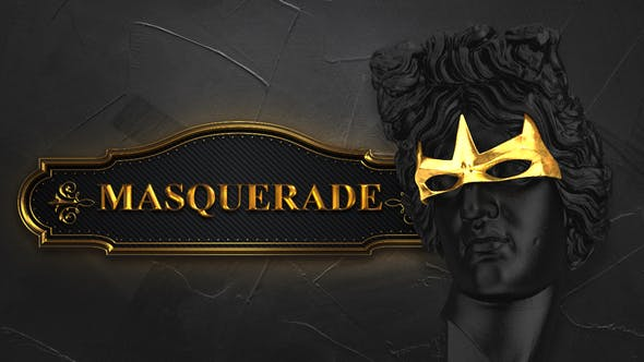 Videohive Masquerade 25462034