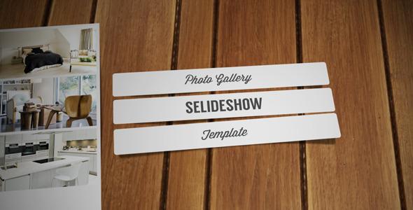 Videohive Photo Gallery Slideshow 8146263