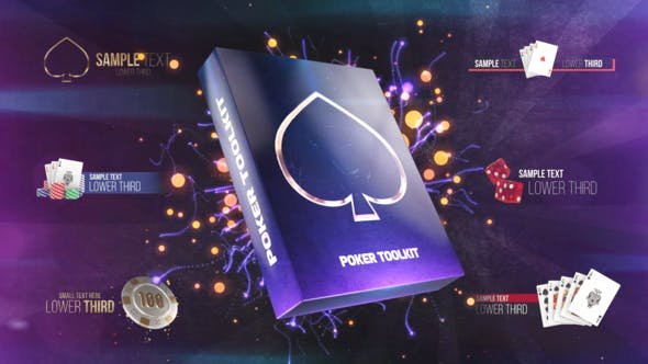 Videohive Poker Card Game Toolkit 27914717