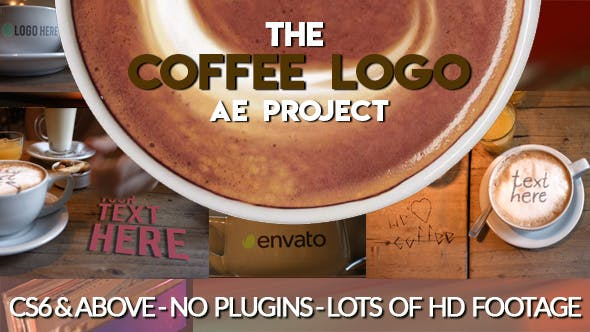 Videohive Say It With Coffee 20083931