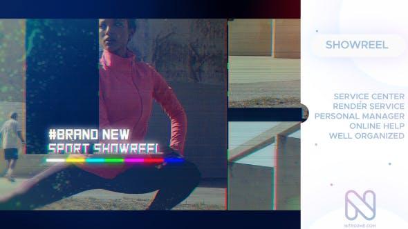 Videohive Showreel 21319413