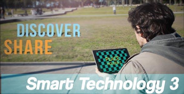 Videohive Smart Technology 3 6263924
