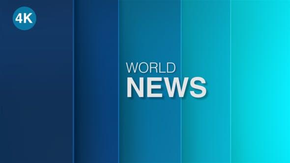 Videohive World News Pack 23838821